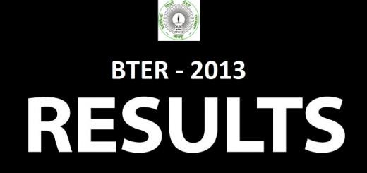 BTER Result Oct 2013