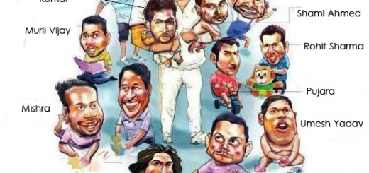 Sachin and Other Players