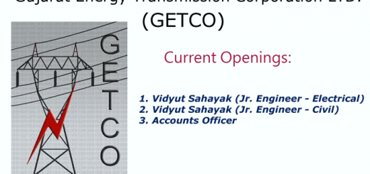 GETCO recruitment 2013 2014