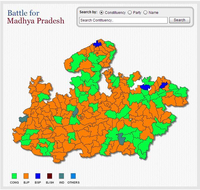 madhya pradesh graphic