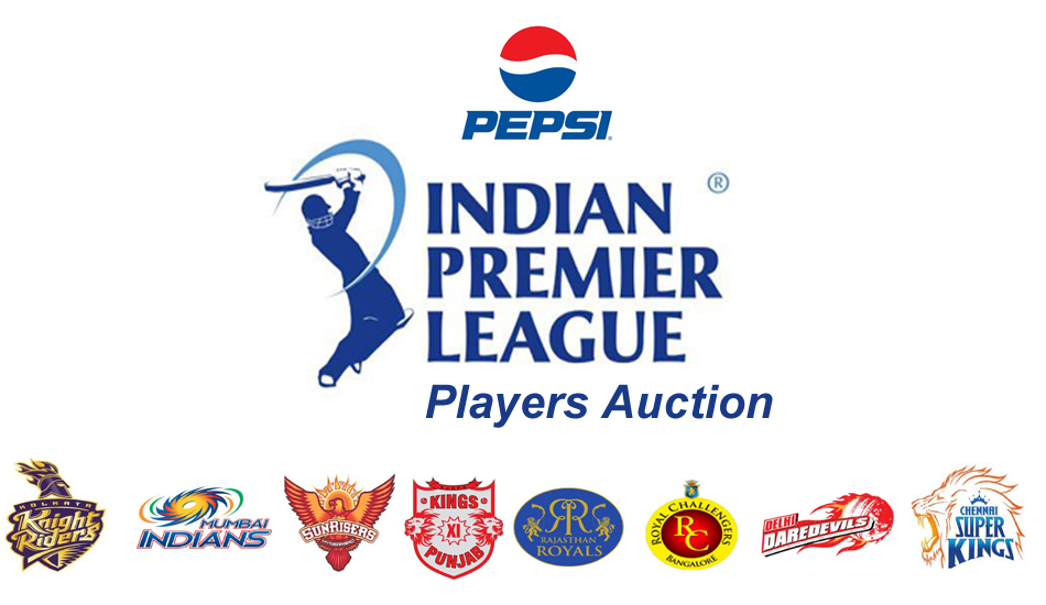 ipl auction cover page