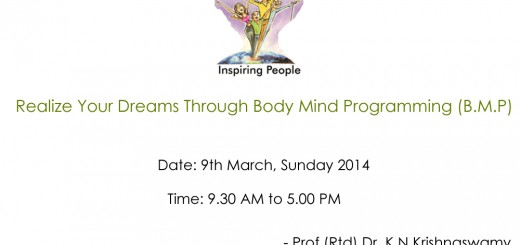 body mind programming