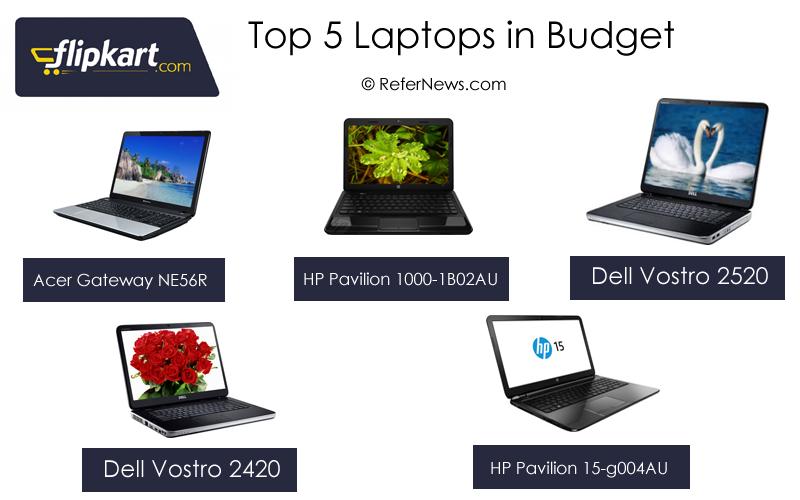 flipkart laptops