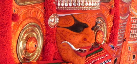 theyyam festival of kerala