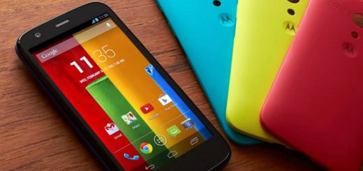 Motorola Moto G India