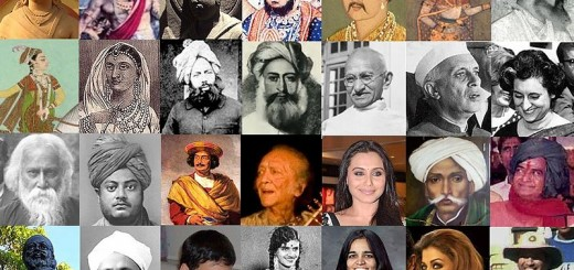 notable people of india