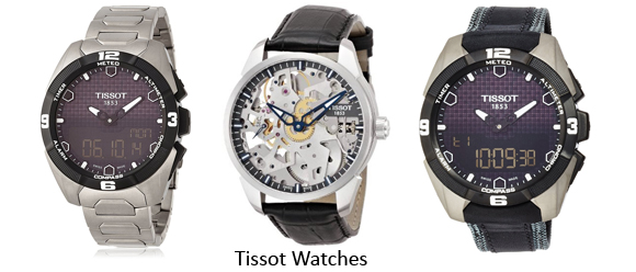 Tissot mens Watches