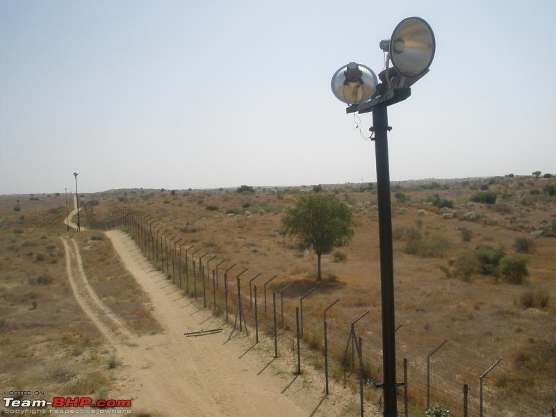india pakistan rajasthan border