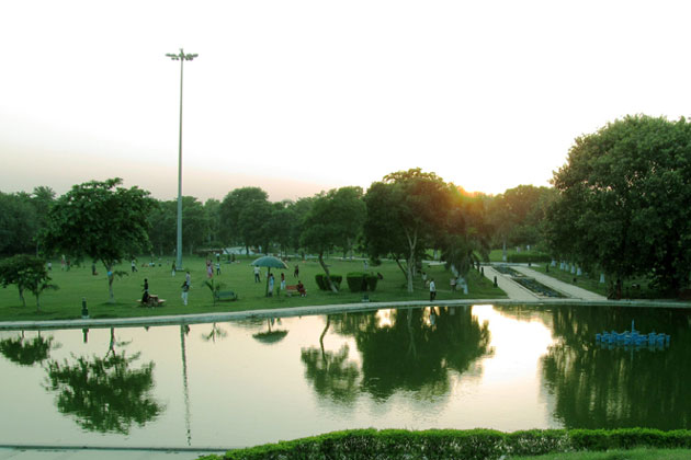 Top 5 places to visit in the city of faridabad refernews for Park towne