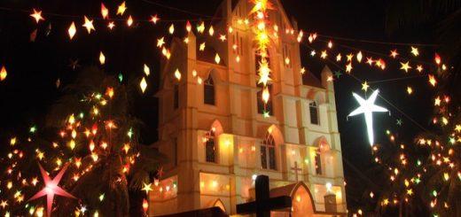 christmas in kerala