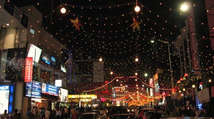 banglore christmas