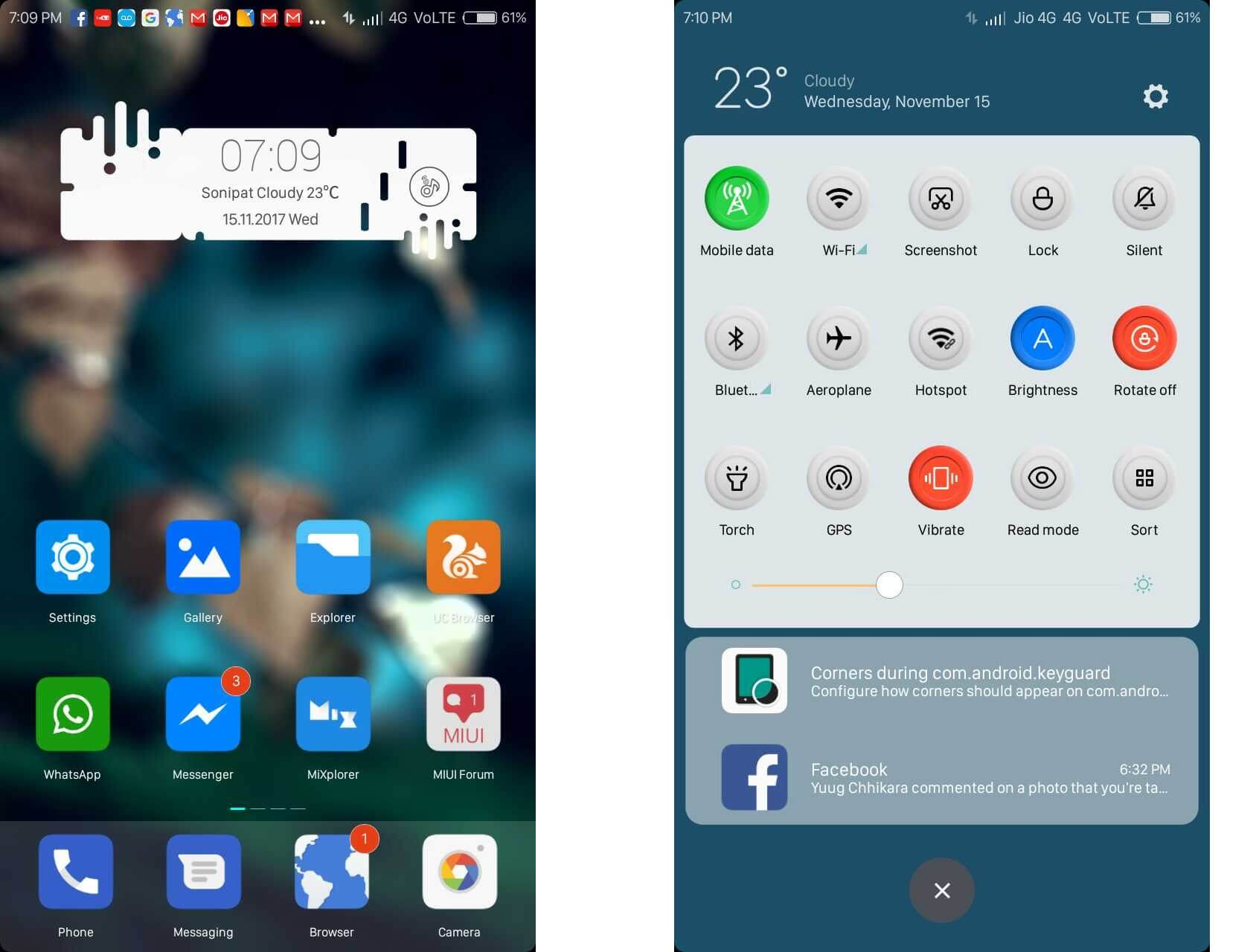 pure ios 11 theme for miui 9 download