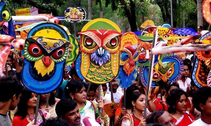 Bengali New Year Pôhela Boishakh 3