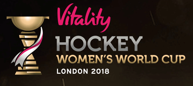 Women's Hockey World Cup Logo 2018