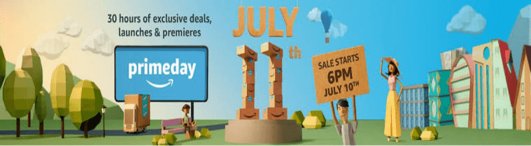 Amazon India Prime Day Sale Best Deals