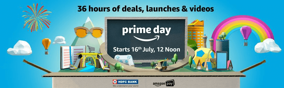 Amazon India Prime Day Sale