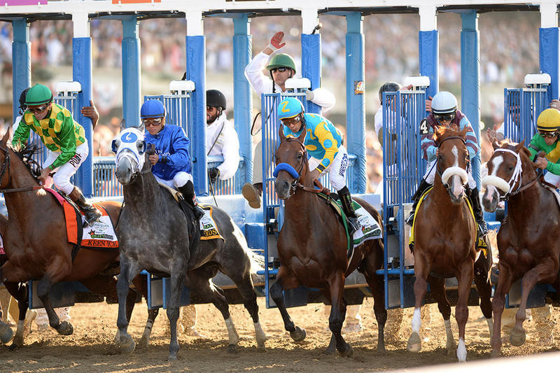 Belmont Stakes in 2018