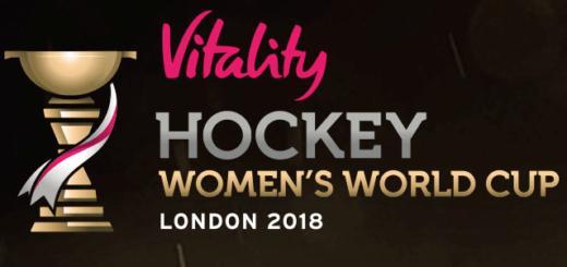 Women's Hockey World Cup Logo 2018